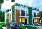 Dom w inwestycji Garden Roof, Suchy Las, 70 m²