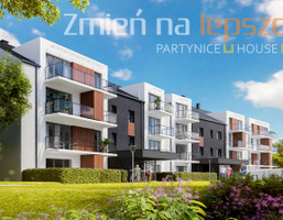 Mieszkanie w inwestycji PARTYNICE HOUSE, Wrocław, 94 m²