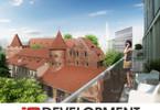 Mieszkanie w inwestycji Przy Arsenale, Wrocław, 29 m²