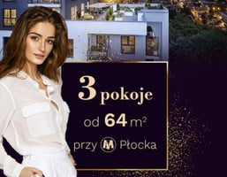 Mieszkanie w inwestycji City Link, Warszawa, 61 m²