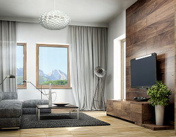 Mieszkanie w inwestycji Lipki Park, Zakopane, 35 m²
