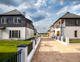 Dom w inwestycji Siewierz Jeziorna, Siewierz (gm.), 101 m²