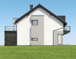 Dom w inwestycji PANORAMA GRABÓWKI, Wieliczka (gm.), 138 m²