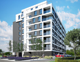 Mieszkanie w inwestycji Apartamenty Lema, Kraków, 69 m²