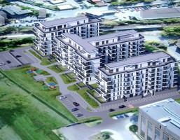 Mieszkanie w inwestycji RIVERSIDE, Kraków, 72 m²