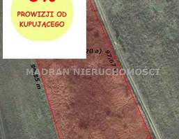 Działka na sprzedaż, Kiełmina, 4274 m²