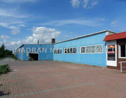 Fabryka, zakład na sprzedaż, Pawłówek, 3502 m²