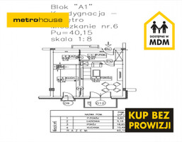 Kawalerka na sprzedaż, Siedlce Spokojna, 40 m²