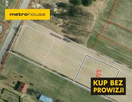 Działka na sprzedaż, Sitnik, 1114 m²