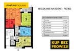 Mieszkanie na sprzedaż, Rzeszów Przybyszówka, 55 m²