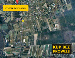 Działka na sprzedaż, Łoś, 1200 m²