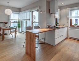 Mieszkanie w inwestycji Hevelia, Poznań, 68 m²
