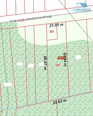 Działka na sprzedaż, Jeżów płk. Nadachowskiego, 1871 m² | Morizon.pl | 3871
