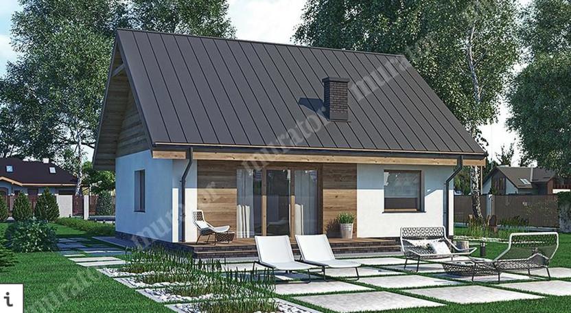 Dom na sprzedaż, Skubianka, 92 m² | Morizon.pl | 2215