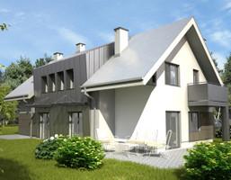Dom w inwestycji Parkowy Zaułek, Kraków, 117 m²