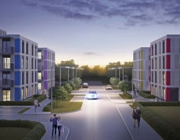 Mieszkanie w inwestycji Ochocka,mieszkania w MdM, Warszawa, 37 m²