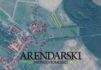 Działka na sprzedaż, Licheń, 4300 m²