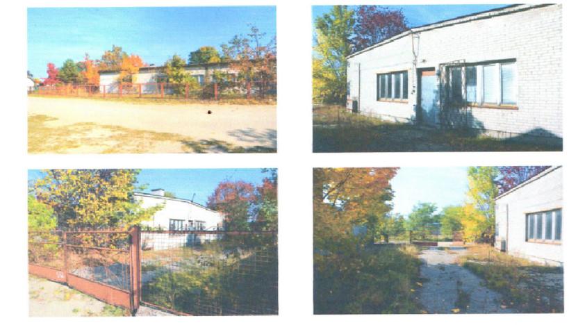 Magazyn, hala na sprzedaż, Brok Dąbrowskiego, 414 m² | Morizon.pl | 6205