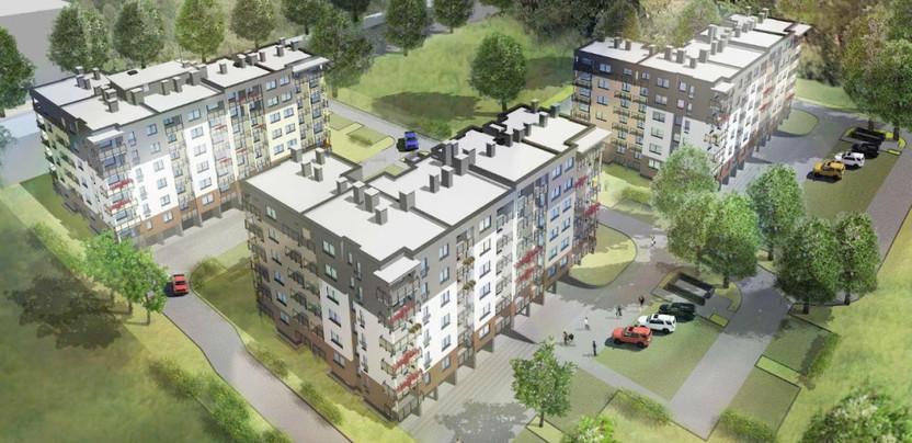 Mieszkanie do wynajęcia, Słupsk Kosynierów Gdyńskich, 45 m² | Morizon.pl | 6251