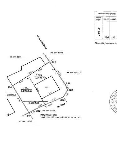 Działka na sprzedaż, Warszawa Włochy, 293 m² | Morizon.pl | 8446