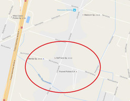 Działka na sprzedaż, Warszawa Włochy, 800 m²