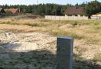 Działka na sprzedaż, Przyborów Leśna, 1338 m²