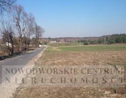 Działka na sprzedaż, Wymysły, 1200 m²