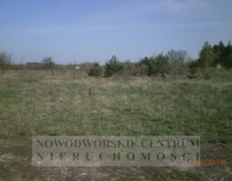 Działka na sprzedaż, Nasielsk Miękoszynek, 1113 m²