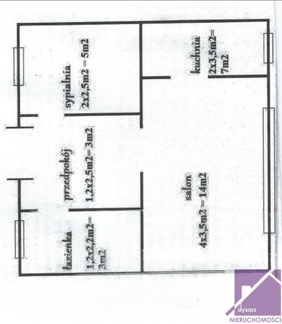 Mieszkanie na sprzedaż, Gdynia Grabówek, 32 m² | Morizon.pl | 1633