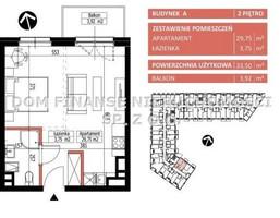 Kawalerka na sprzedaż, Wrocław Grabiszyn-Grabiszynek, 34 m²