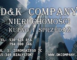 Działka na sprzedaż, Białystok Sobolewo Kolonia, 940 m²