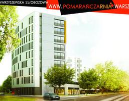 Mieszkanie w inwestycji POMARAŃCZARNIA, Warszawa, 38 m²