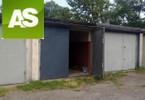 Garaż na sprzedaż, Gliwice Szobiszowice, 15 m²