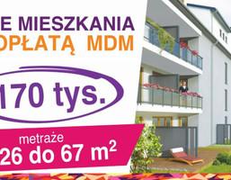 Mieszkanie w inwestycji Skarbka Skwer, Warszawa, 27 m²