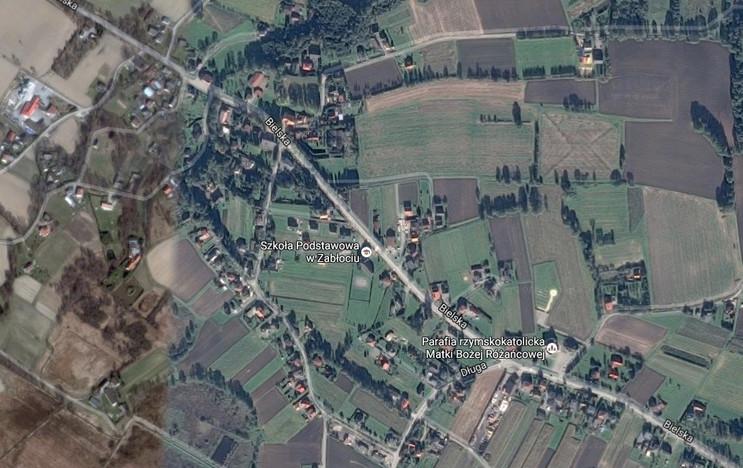 Działka na sprzedaż, Strumień Bielska, 1008 m² | Morizon.pl | 6436