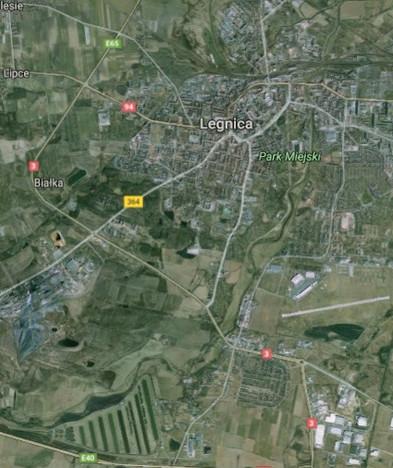 Działka na sprzedaż, Legnica, 18000 m² | Morizon.pl | 8146
