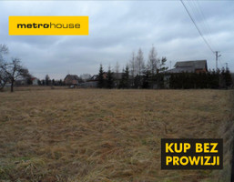 Działka na sprzedaż, Grabina Radziwiłłowska, 1105 m²