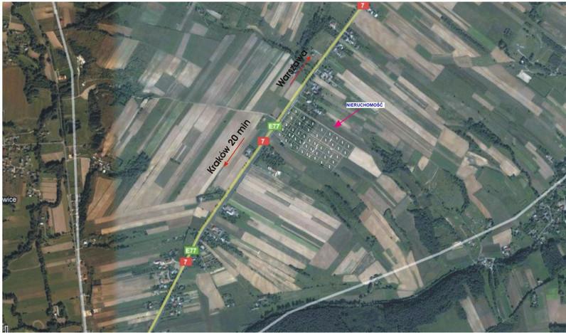 Działka na sprzedaż, Wola Więcławska, 62563 m² | Morizon.pl | 3855