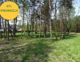 Działka na sprzedaż, Milanówek Jarosława Iwaszkiewicza, 1437 m²