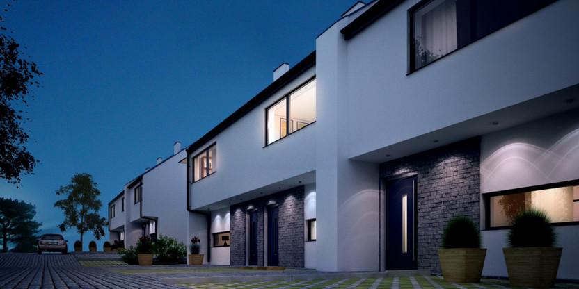 Dom na sprzedaż, Liszki, 94 m² | Morizon.pl | 9231