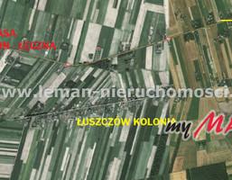 Działka na sprzedaż, Łuszczów-Kolonia, 1538 m²