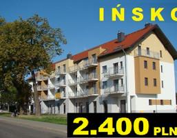 Kawalerka na sprzedaż, Ińsko Bohaterów Warszawy 36B, 33 m²
