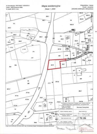 Działka na sprzedaż, Kończyce Małe Hiacyntowa, 2063 m² | Morizon.pl | 2927