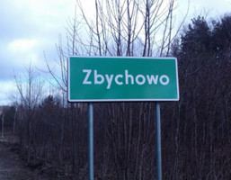 Działka na sprzedaż, Zbychowo Prosta, 1023 m²