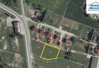 Działka na sprzedaż, Parnowo, 1077 m²