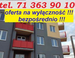 Kawalerka na sprzedaż, Siechnice Staszica (135), 47 m²