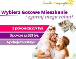 """Mieszkanie w inwestycji \""""Osiedle Margerytka\"""" Etap I i Etap II, Warszawa, 70 m²"""
