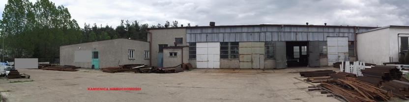 Magazyn, hala do wynajęcia, Iławski (pow.), 194 m² | Morizon.pl | 5277