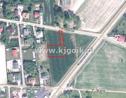 Działka na sprzedaż, Golasowice, 1095 m²