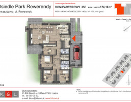 Dom w inwestycji Park Rewerendy, Chwaszczyno, 170 m²